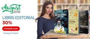 Reduceri Casa de productie Libris Editorial
