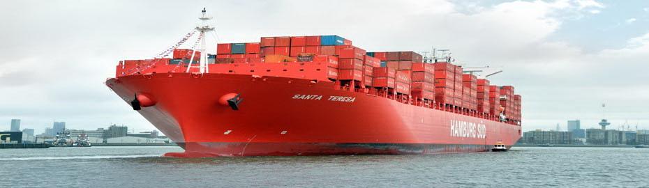 transport maritim marfuri